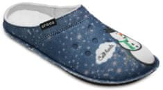 Crocs copati Classic Graphic Slipper Navy