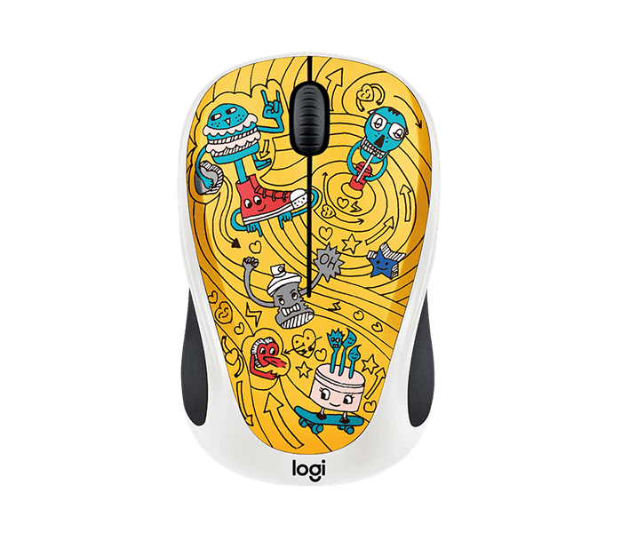 Logitech M238, Go-Go Gold (910-005056)