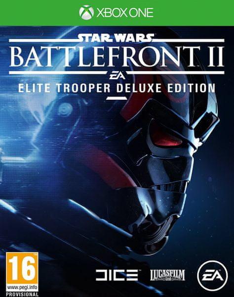 EA Games Star Wars Battlefront II Elite Trooper Deluxe Edition / Xbox One