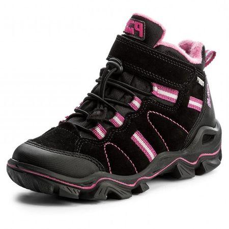 Primigi dívčí outdoorová obuv 28 čierna