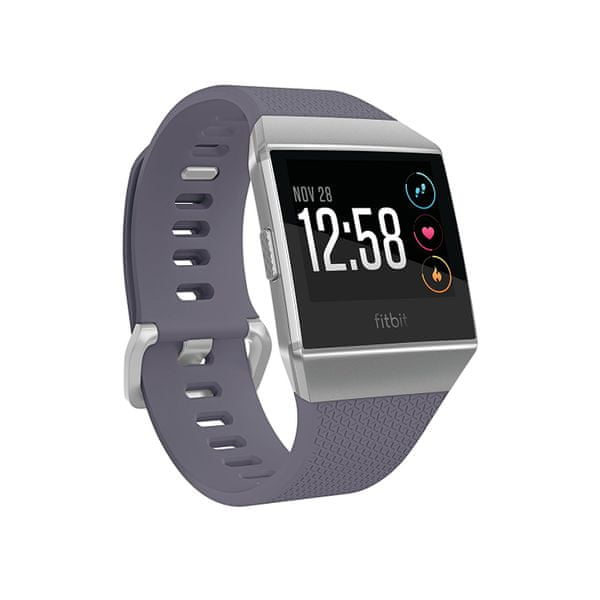 Fitbit Ionic - Chytré hodinky - Blue-Gray/White