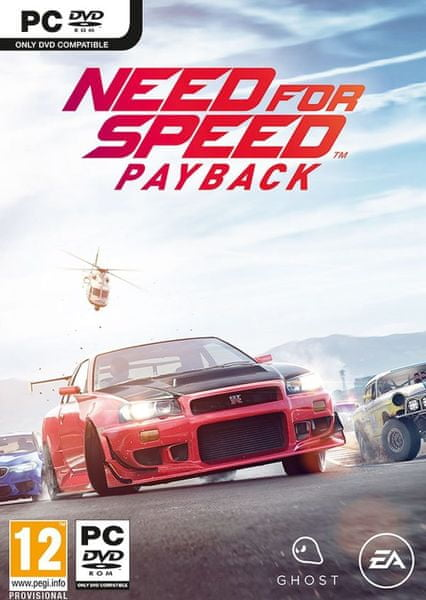 EA Games Need for Speed Payback / PC