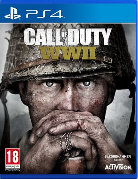 Activision Call of Duty: WWII / PS4