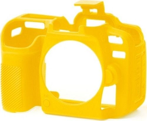 Easycover Reflex Silic Nikon D7500 Yellow
