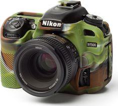 Easycover Reflex Silic Nikon D7500