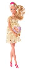 Simba lutka Steffi - noseča princesa