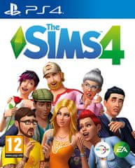 EA Games The Sims 4 (PS4)