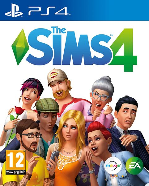 EA Games The Sims 4 / PS4