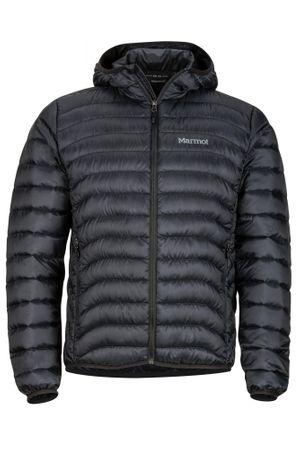 Marmot moška zimska puhovka Tullus Hoody, črna, S