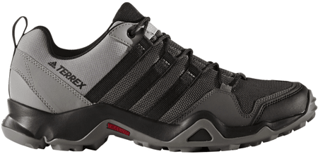 Adidas moški pohodni čevlji Terrex Ax2R, sivo/črni, 44,7