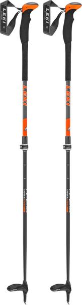 Leki AergonLite 2 Carbon black-red 110-140