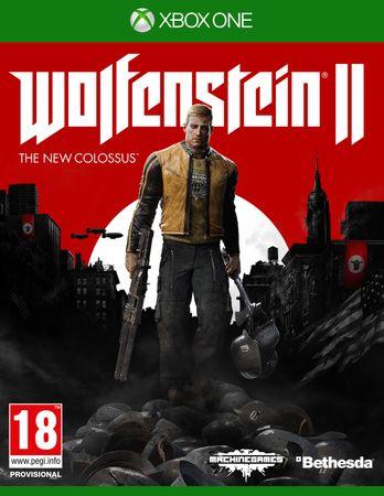Bethesda Softworks Wolfenstein II: The New Colos / Xbox One