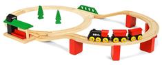 Brio zestaw kolejowy Deluxe Classic