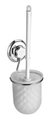 Compactor Závěsná WC štětka bez vrtání