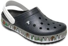 Crocs Crocband Holiday Clog Black