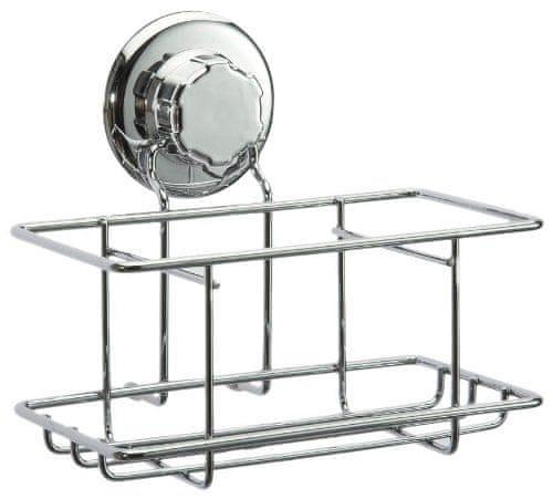 Compactor Malá polička do koupelny bez vrtání