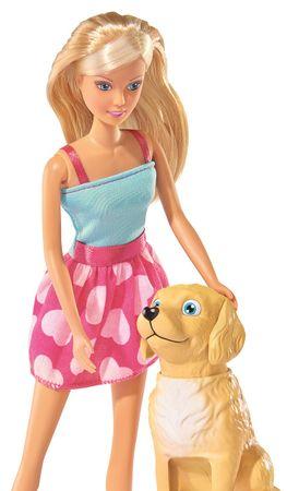 Simba Lutka Steffi s psićem