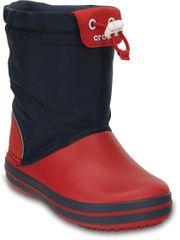 Crocs otroški škornji Crocband LodgePoint