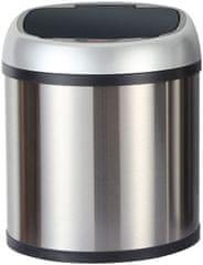 Helpmation bezdotykowy kosz na śmieci Mini, 6 l