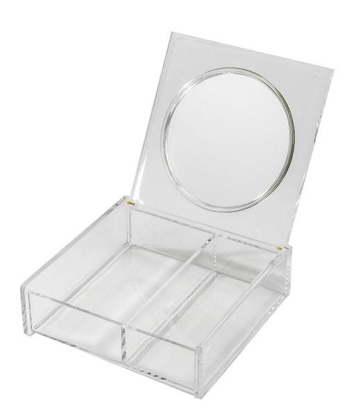 Compactor Organizér na kosmetiku se zrcátkem
