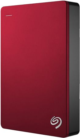 Seagate Backup Plus Portable 4TB Red (STDR4000902)