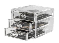 Compactor mały pojemnik na biżuterię