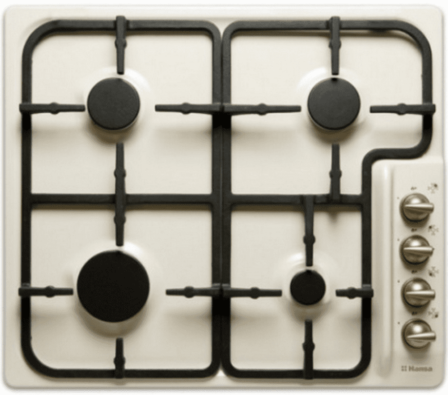 Inteligentny Amica płyta gazowa DRP 6410 ZAW | MALL.PL FG93