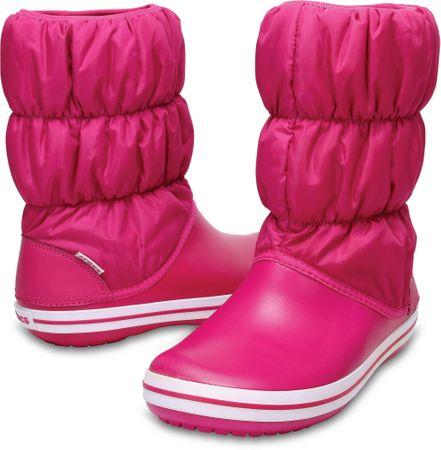Crocs Winter Puff Boot Women Candy Pink Candy Pink 36 d9d14e7bc2