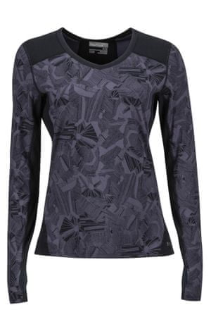 Marmot ženski pulover Wm's Meghan Crew Black/Thrasher, XS