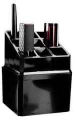 Compactor organizer na kosmetyki, czarny