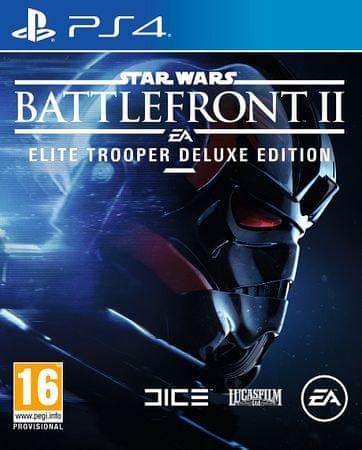 EA Games Star Wars Battlefront II - Elite Trooper Deluxe Edition (PS4)
