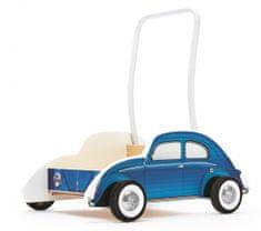 Hape pchacz samochód Brouk, niebieski