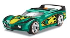 Hot Wheels Hyper Racer - Spin King