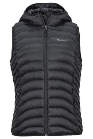 Marmot brezrokavnik Wm's Bronco Hooded Vest Black, M