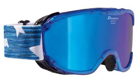 Alpina smučarska očala Pheos JR MM, modra