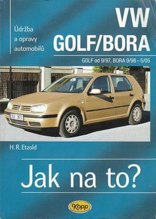 Etzold Hans-Rudiger Dr.: VW Golf IV/Bora od 9/97 - Jak na to? - 67.