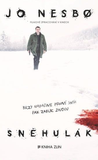 Nesbo Jo: Sněhulák - filmové vydání