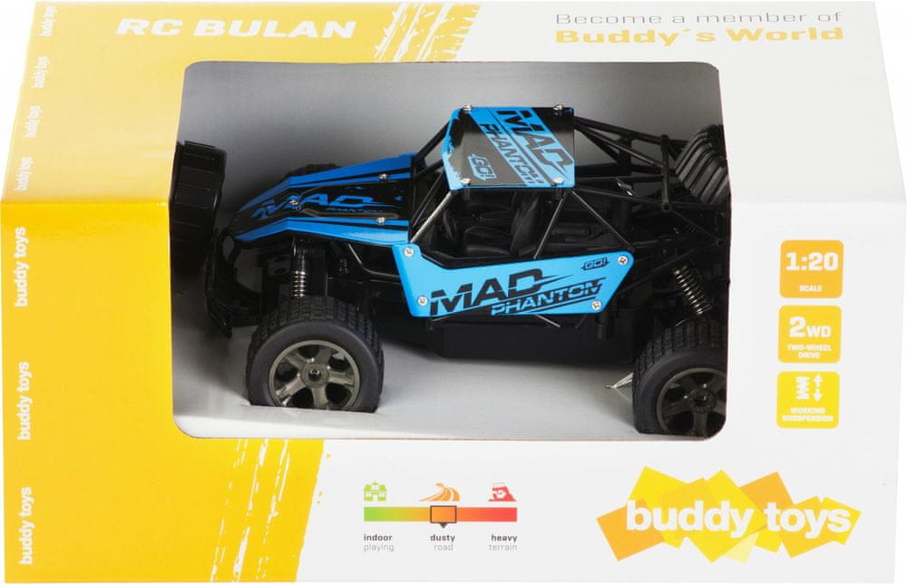 Buddy Toys BRC 20.420 RC Bulan