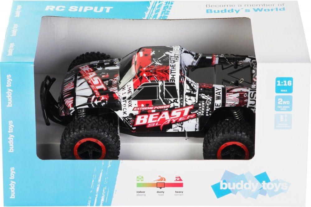 Buddy Toys BRC 16.512 RC Siput