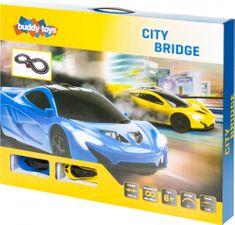 Buddy Toys BST 1262 Autodráha City Bridge 260 cm
