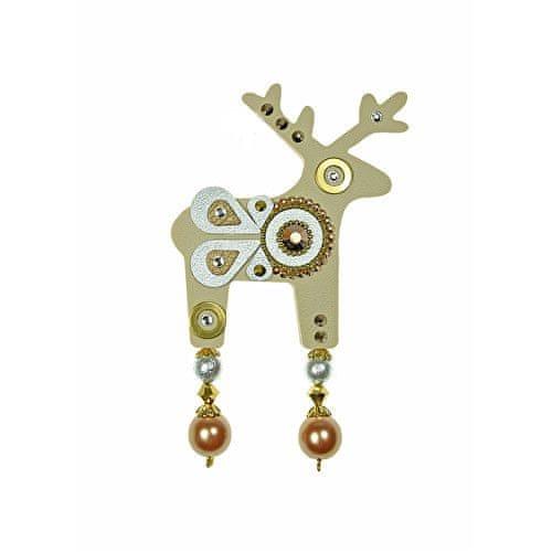 Deers Velký béžový jelínek Serpentia