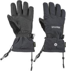 Marmot moške smučarske rokavice Randonnee, črne