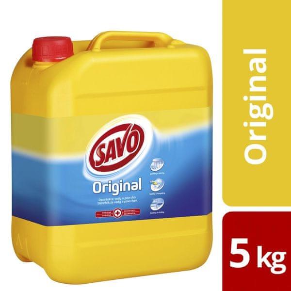 Savo Original dezinfekční přípravek 5 kg