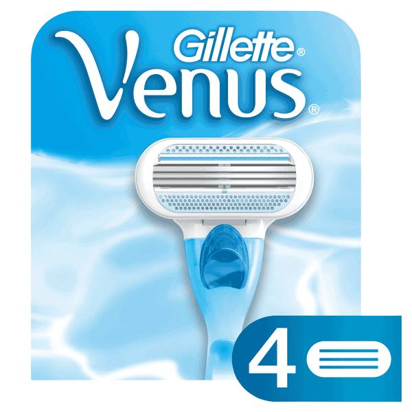 Gillette Venus náhradní hlavice 4 ks