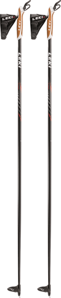 Leki Lahti 2.0 hellanthracite-red-white 130