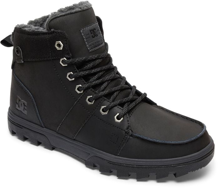 DC Woodland M Boot Xkks Black/Black/Grey 45