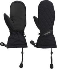 Marmot ženske smučarske palčne rokavice Moraine, črne