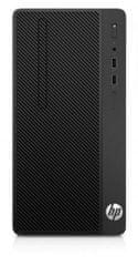 HP namizni računalnik 290 G1 MT i3-7100/4GB/500GB/FreeDOS (1QM91EA)