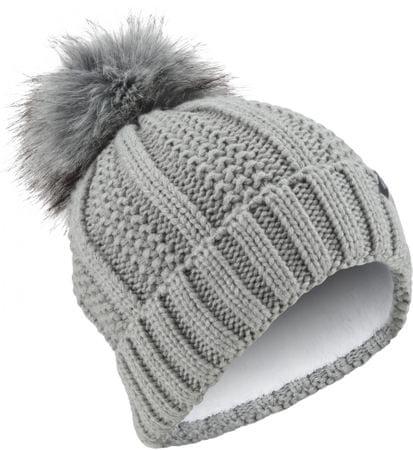 Marmot Wm's Bronx Pom Hat Grey Storm