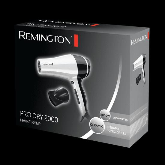 Remington sušilnik za lase D3080W Pro Dry 2000 Dryer